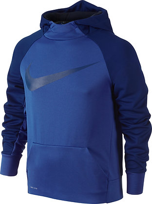 Nike Sweater Thermal - Azul