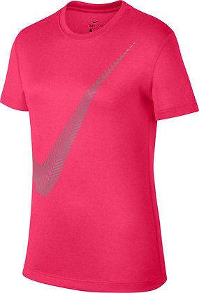 Nike Camiseta Dri-Fit 3D - Fucsia
