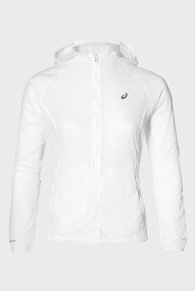 ASICS® Packable Jacket - White