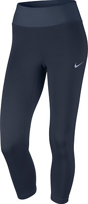 NIKE® Leggins Power Essential 3/4 - Azul