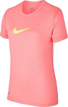 NIKE® Camiseta Dri-Fit - Coral