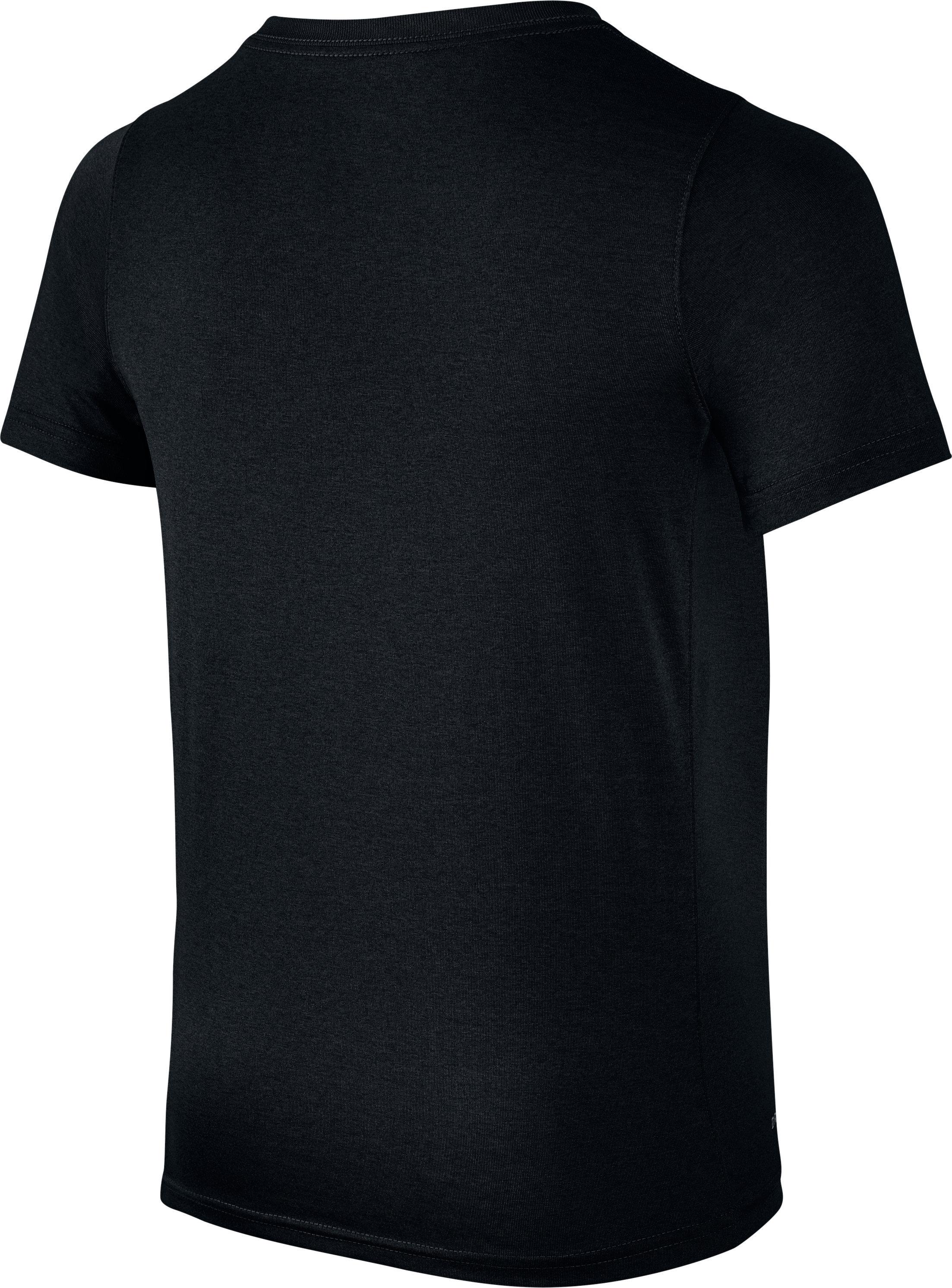el más baratas diseño innovador En liquidación Nike Camiseta Dri-Fit Legend - Negro