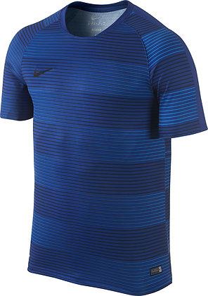 Nike Camiseta Dri-Fit Flash Graphic - Azul