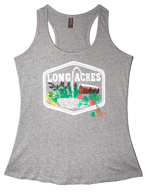 Long Acres Razor Back Tank Top