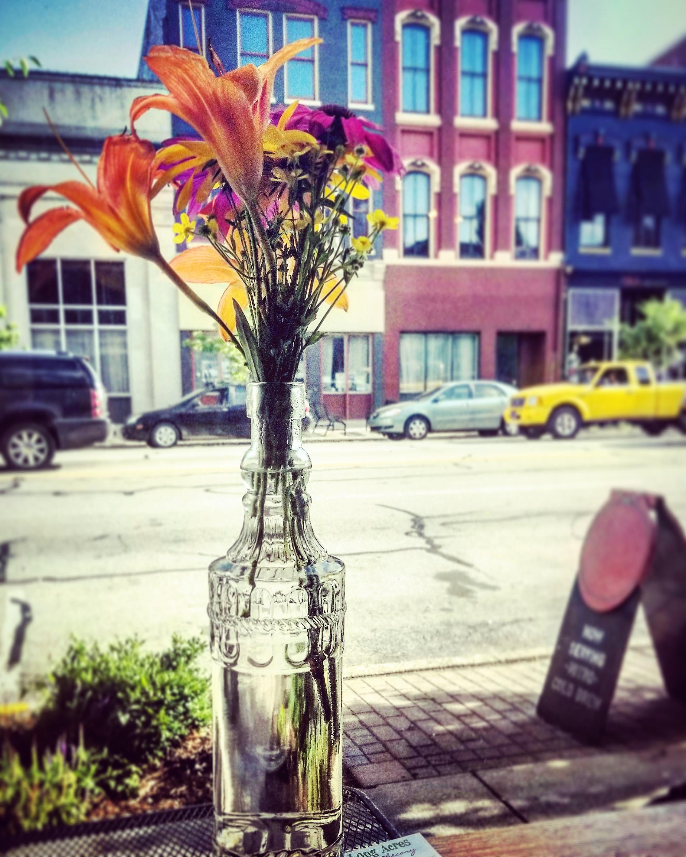 June Wildflower Arrangement