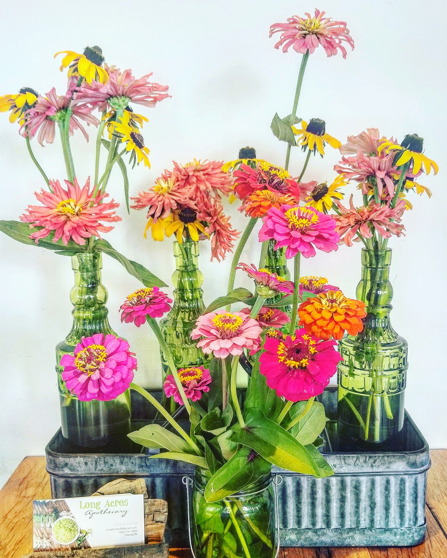 JulyGarden Flower Mix