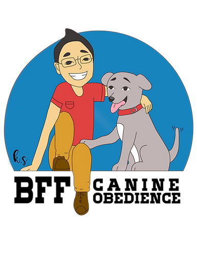 BFF Canine Obedience logo