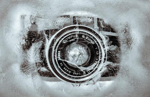 מצלמה קפואה