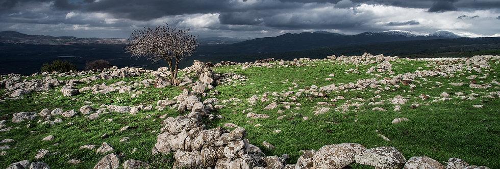 שקט שלפני סערה בצפון הגולן