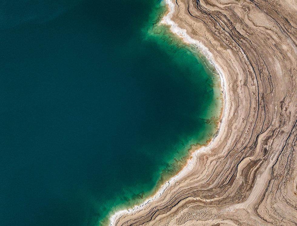 ים המלח מתייבש