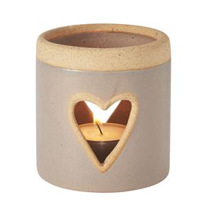 Mantua Heart tealight holder