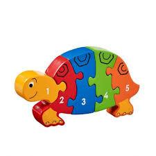 Lanka Kade 1 - 5 Jigsaw Turtle