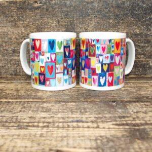 Driftwood Design Hearty Ceramic Mug