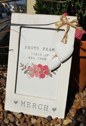 Merch - Photo frame