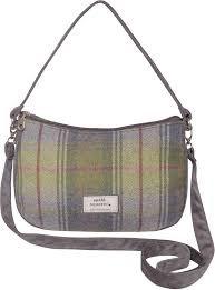 Earth Squared Tweed Meghan Bag