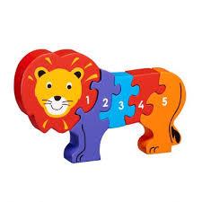 Lanka Kade 1 - 5 Jigsaw Lion