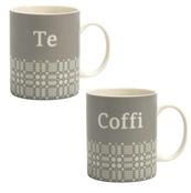 'Te'/'Coffi' Mug