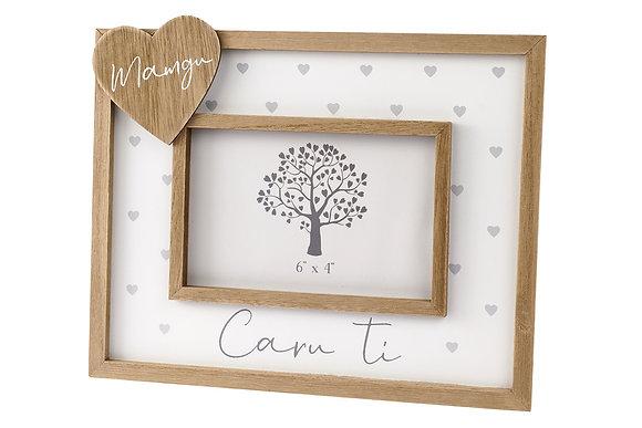 Caru ti Mamgu/Nain Photo frame