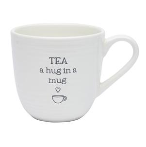 Tea Mug - TEA a hug in a Mug