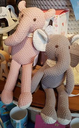Doodles Crochet Elephant or Bunny
