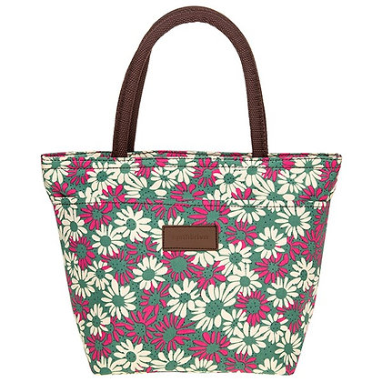Daisy Waterproof Handbag Green