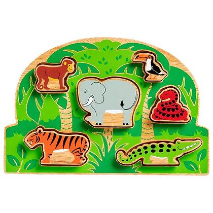 Lanka Kade Shape Sorter - Jungle