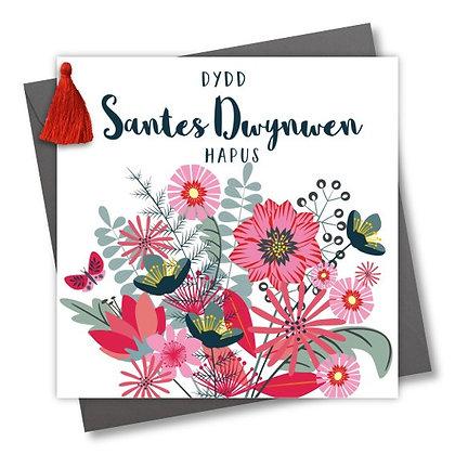 Cardiau Santes Dwynwen Greeting Cards