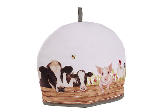 Farm Life Tea Cosy