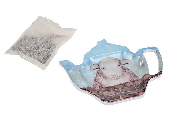 Sheep teabag holder