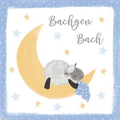 Carden Babi - Bachgen Bach/ New Baby - Little Boy