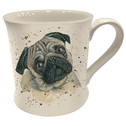 Bree Merryn Mug Peggy Pug