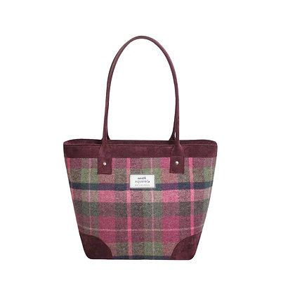 Earth Squared Hawthorne Tweed Tote Bag