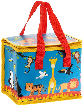 Little Stars  Zoo Animals  Lunch Bag