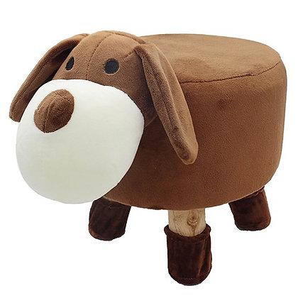 Cute Animal Footstool Dog