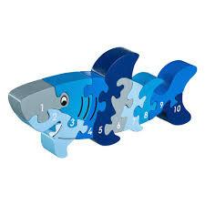 Lanka Kade 1-10 Shark Jigsaw