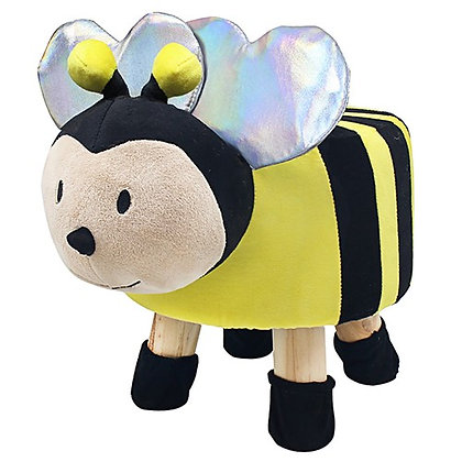 Cute Animal Footstool Bumble Bee
