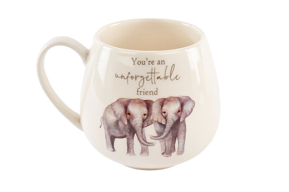 Elephant Friend Mug