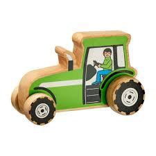 Lanka Kade Green Tractor Vehicle