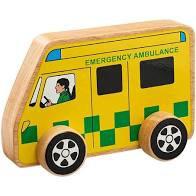 Lanka Kade Ambulance Vehicle