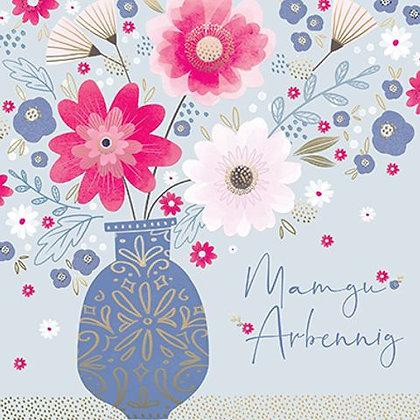 Carden Mamgu Arbennig / Wonderful Grandma Card