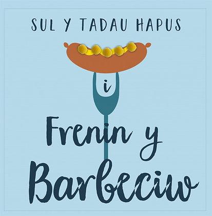 Carden Sul  y Tadau Brenin y Barbeciw/Father's day King of the BBQ