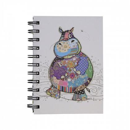 BUG ART Kooks design - A6 Lined Note Book