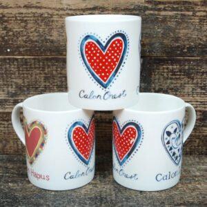 Driftwood Design - Tri Calon Mug