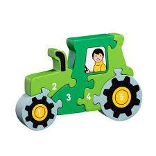 Lanka Kade 1 - 5 Jigsaw Tractor