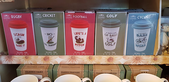 Cheeky Sport Travel Mug