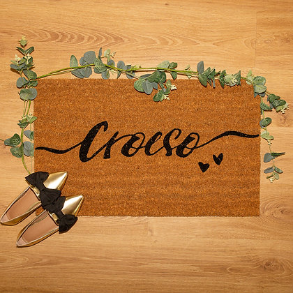 CROESO - Doormat