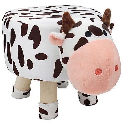 Cute Animal Footstool Cow