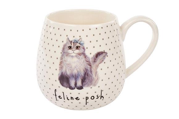 Cat - Feline posh mug