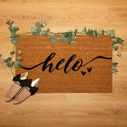 HELO - Doormat