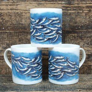 Driftwood Design - Swoosh  Mug